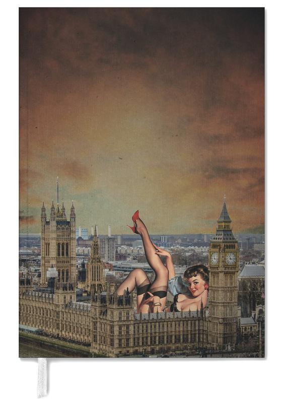 London Pinup Personal Planner