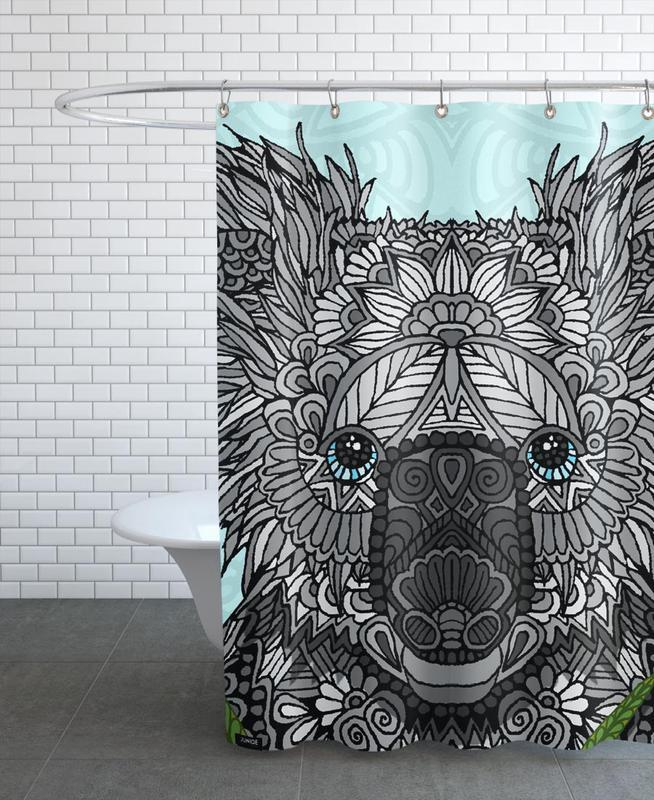 Koalas, Koala Shower Curtain