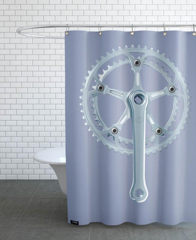 Campa I Shower Curtain