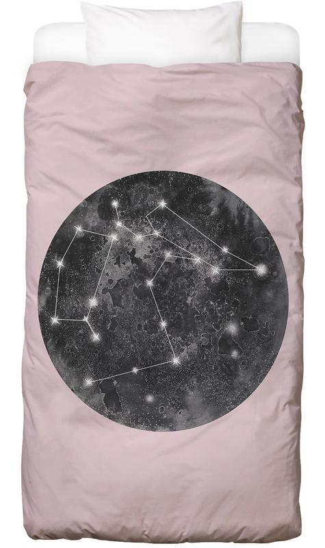 , Constellation Pink Bed Linen