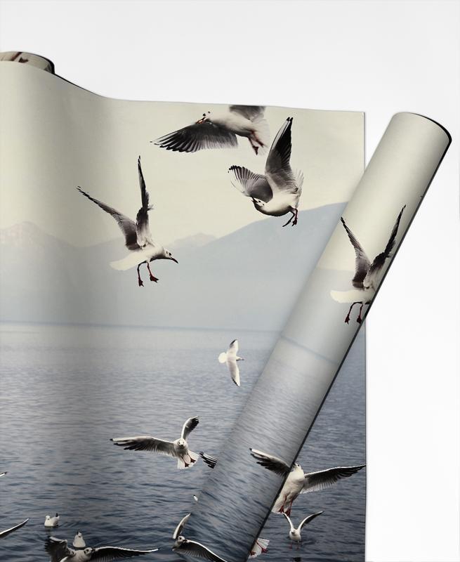 Seagulls -Geschenkpapier