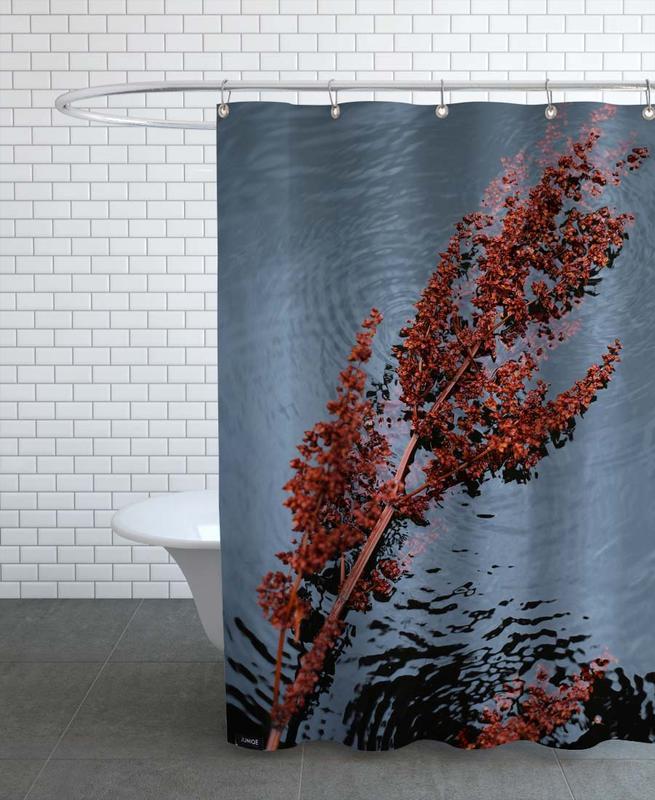 , Blooming rideau de douche