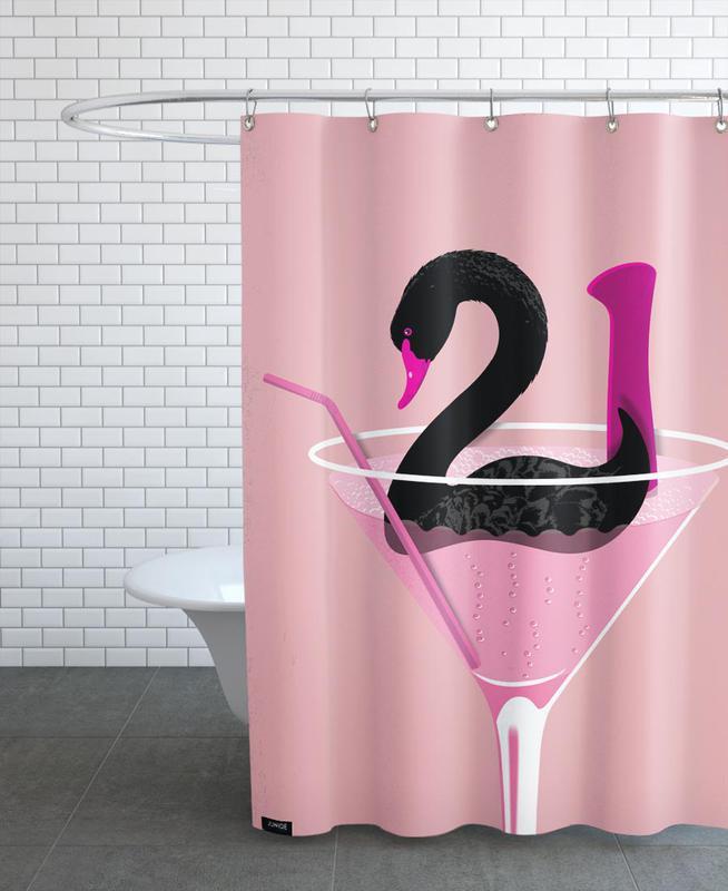 21 -Duschvorhang