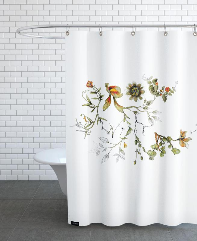 Grow With Me Shower Curtain