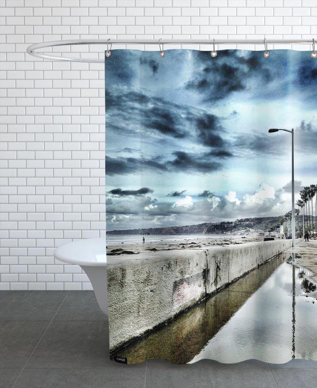 Ciels & nuages, The Pacific rideau de douche
