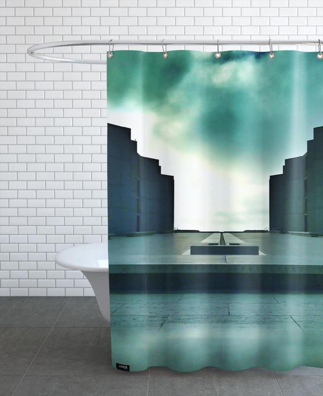 Détails architecturaux, The Salk rideau de douche
