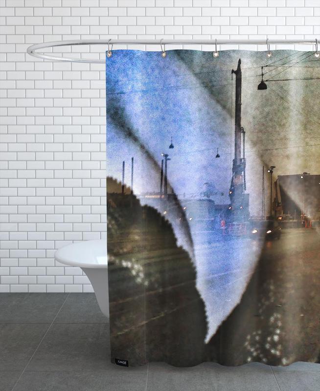 Détails corporels, Détails architecturaux, Reflex Boobs rideau de douche