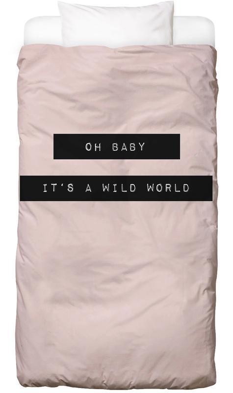 Wild World Kids' Bedding