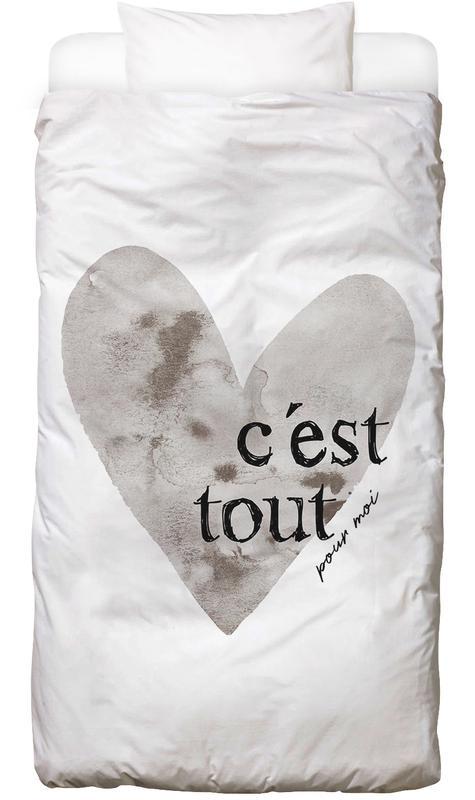 Black & White, C'est-Tout Bed Linen