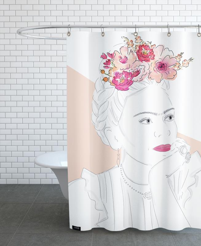 Frida rideau de douche