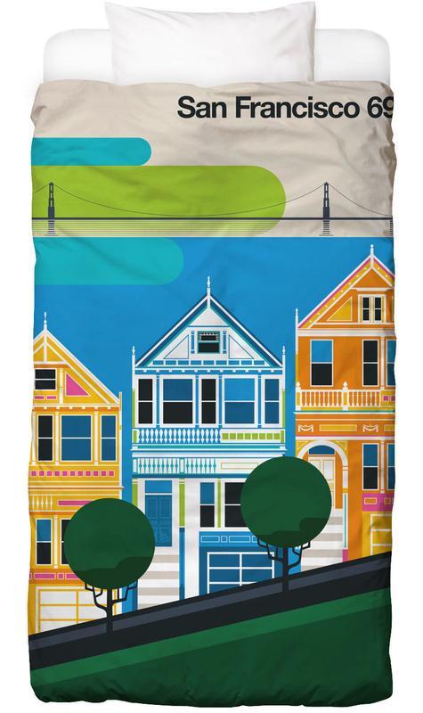 San Francisco, Reizen, San Francisco 69 Dekbedovertrekset