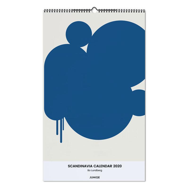 Scandinavia Calendar 2020 - Bo Lundberg calendrier mural