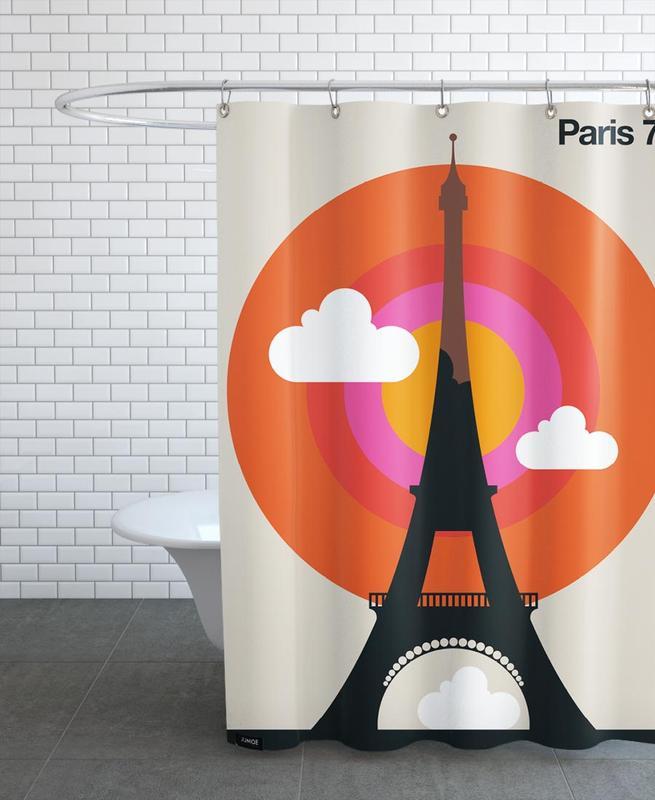 Rétro, Paris, Paris 73 rideau de douche