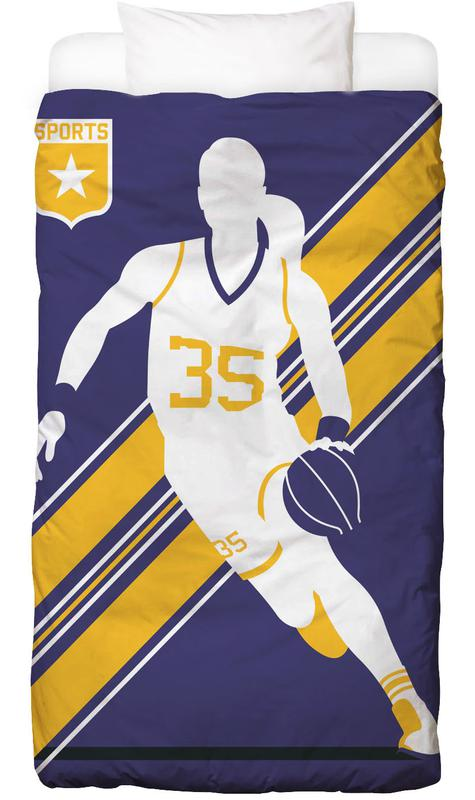 Basket-ball, Basketball 3 Linge de lit