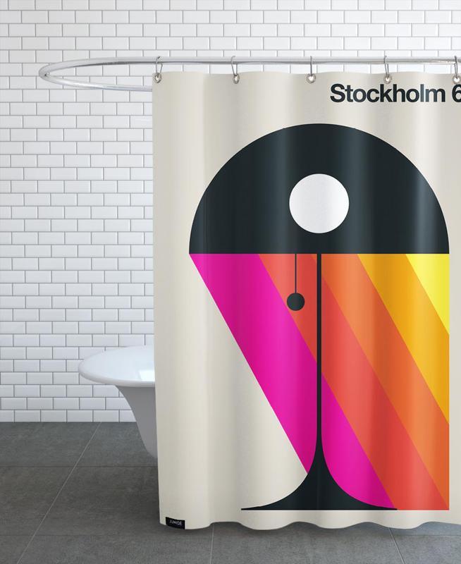 Rétro, Stockholm, Stockholm 67 rideau de douche