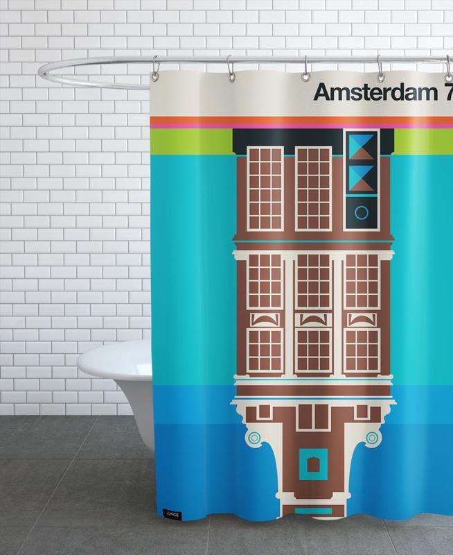 Rétro, Amsterdam, Amsterdam 77 rideau de douche