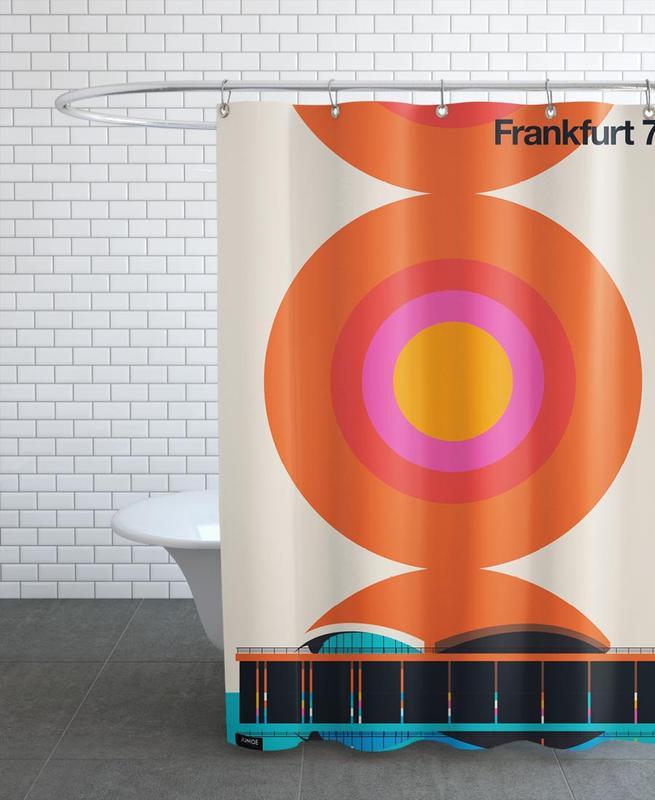 Francfort, Rétro, Frankfurt 79 rideau de douche
