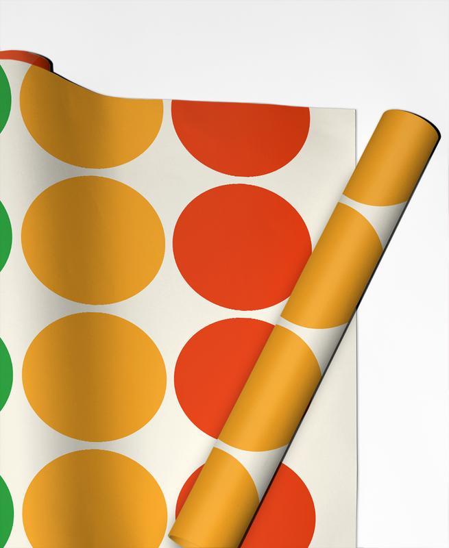 Hot Ludo -Geschenkpapier