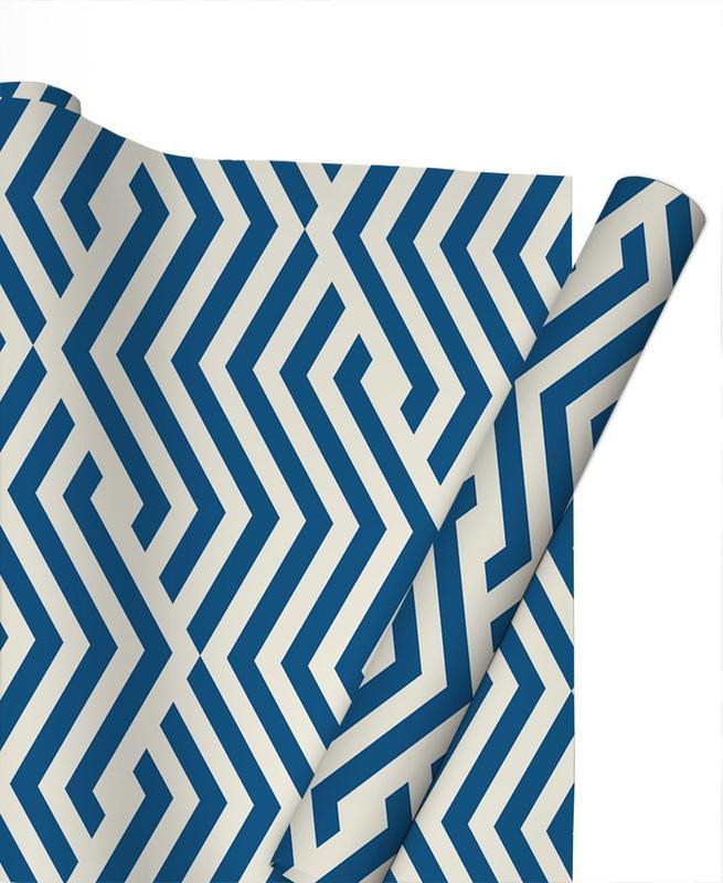 Muster, Kavala -Geschenkpapier