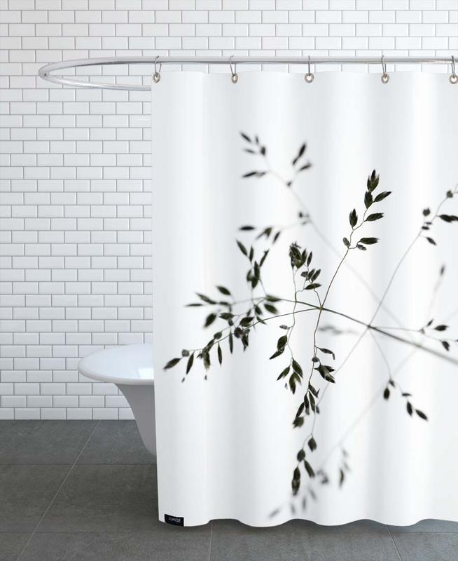 A Delicate Moment Shower Curtain
