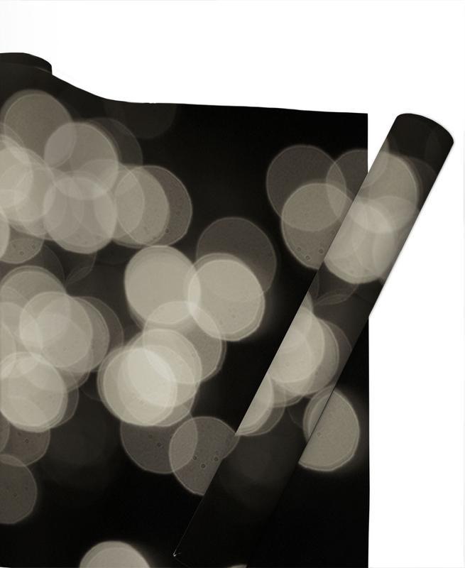 Christmas, Dreamy, Fairytale Lights Gift Wrap