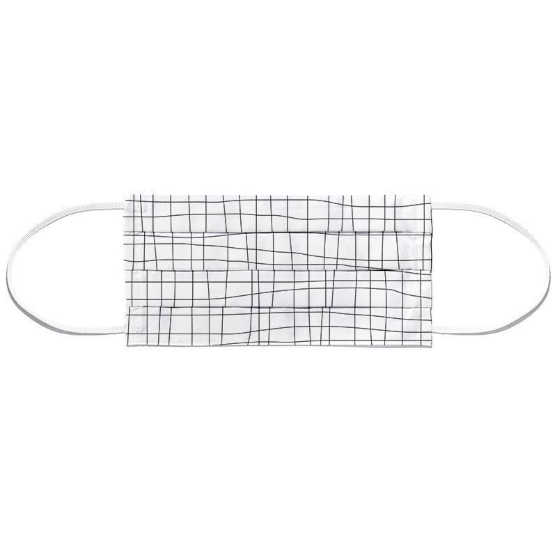 Grid Masque barrière en tissu