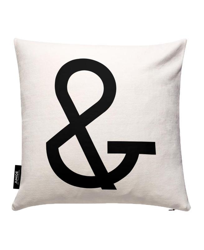 & Cushion Cover
