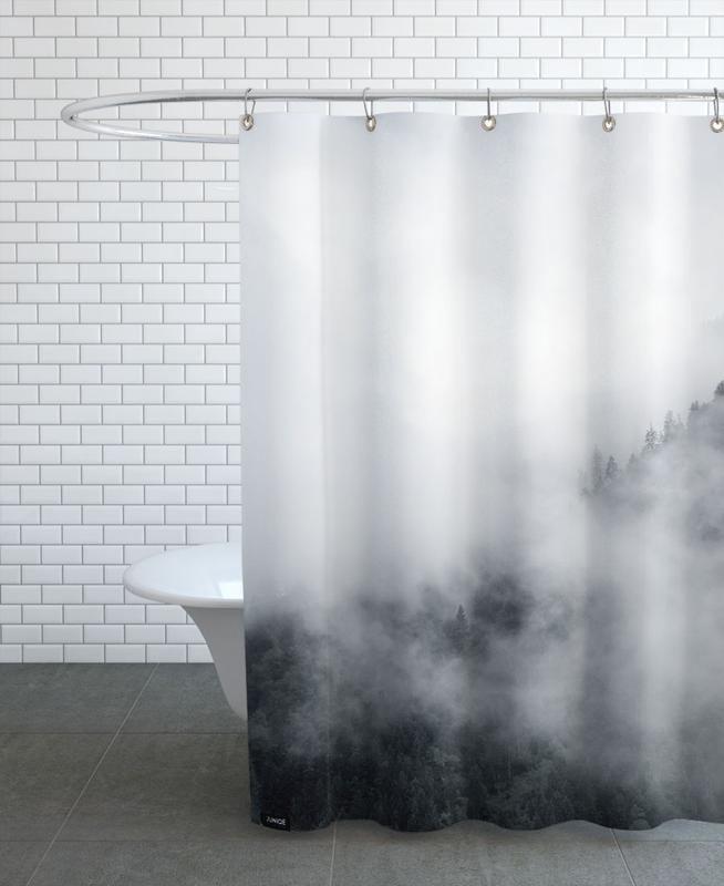 Above Clouds Shower Curtain