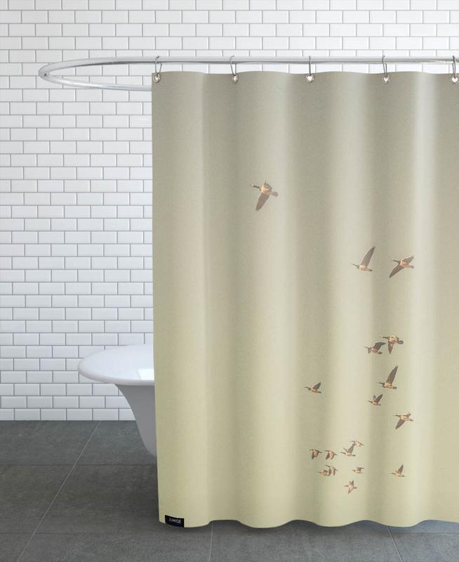 Mouettes, The Goose rideau de douche