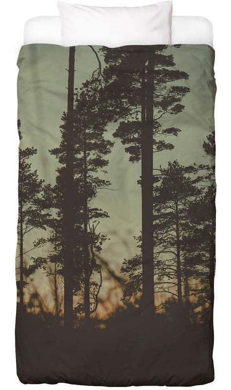 The Forest I Linge de lit