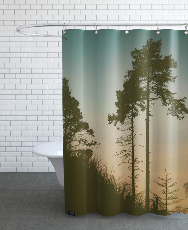 The Forest II -Duschvorhang