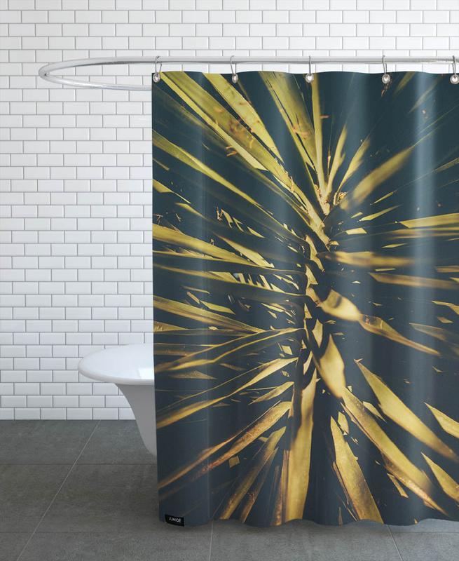 The Palm II rideau de douche