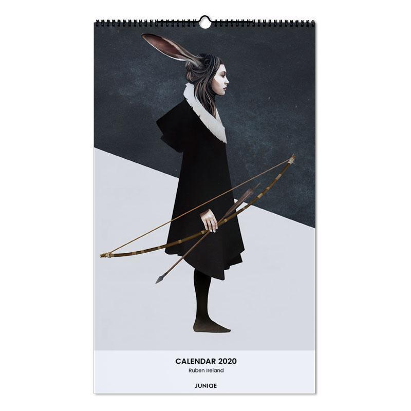 Wall Calendar 2020 - Ruben Ireland Wall Calendar