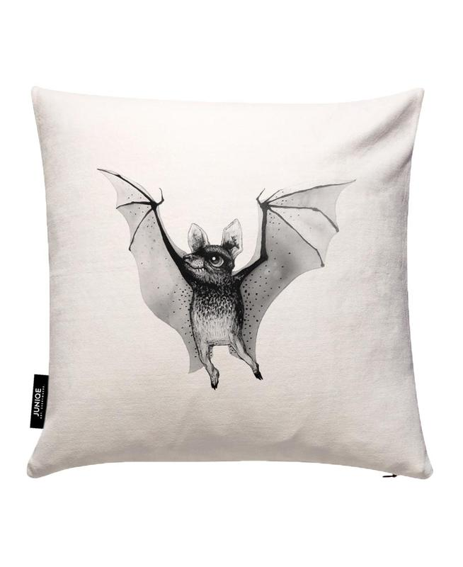 Bat Cushion Cover