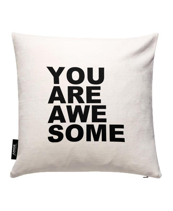 You Are Awesome Cushion Cover