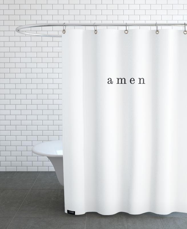 amen -Duschvorhang