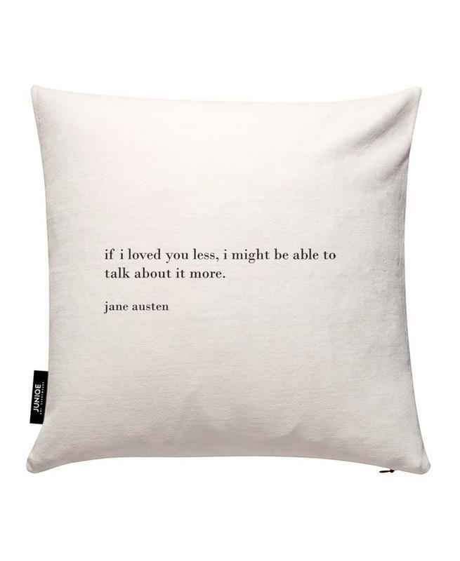 austen Cushion Cover