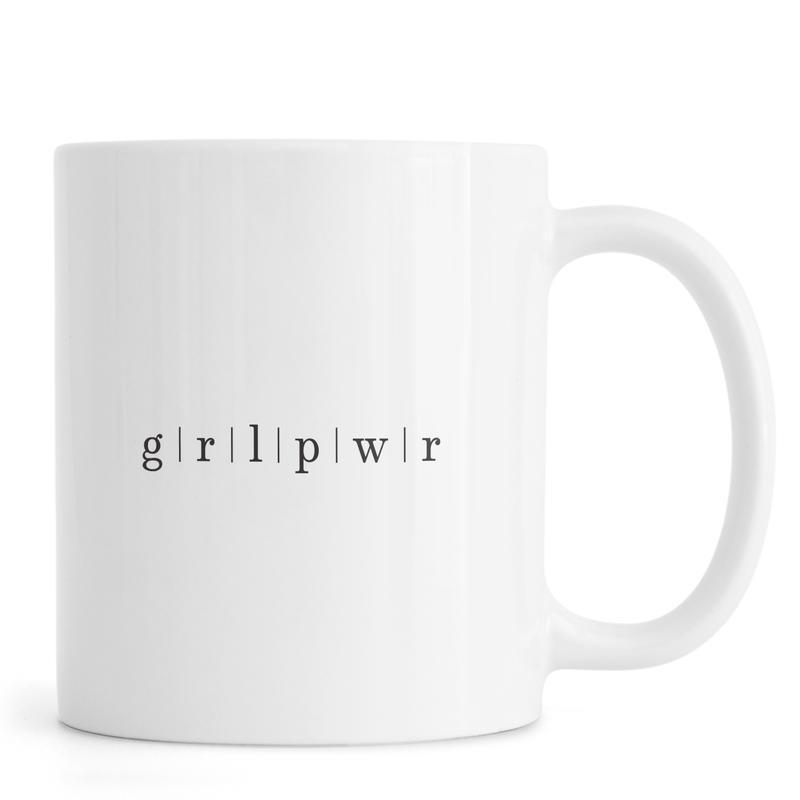 grlpwr Mug