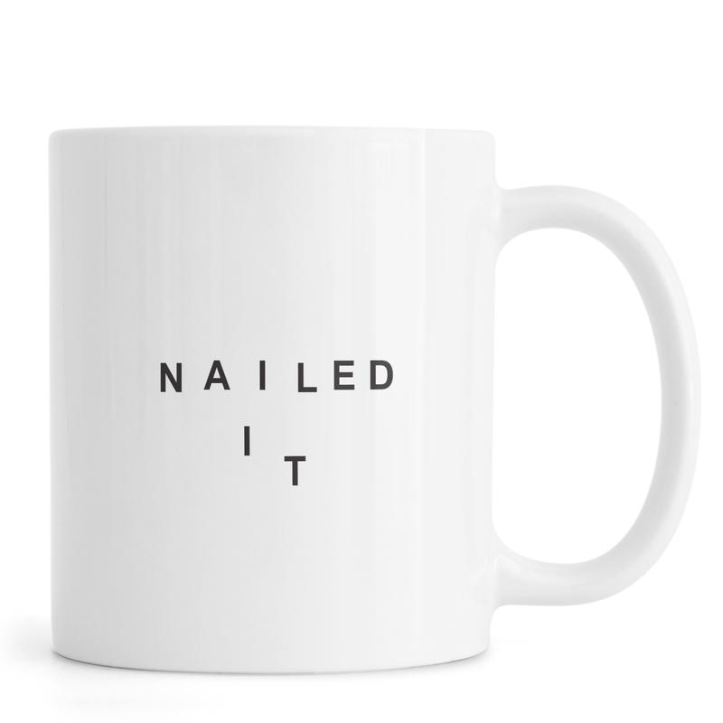 nailed it Mug