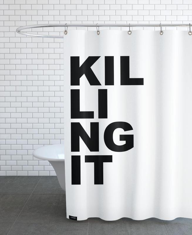 Killing It -Duschvorhang