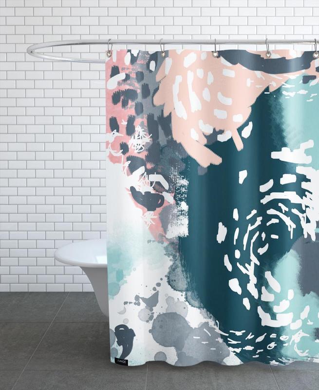 , August Shower Curtain