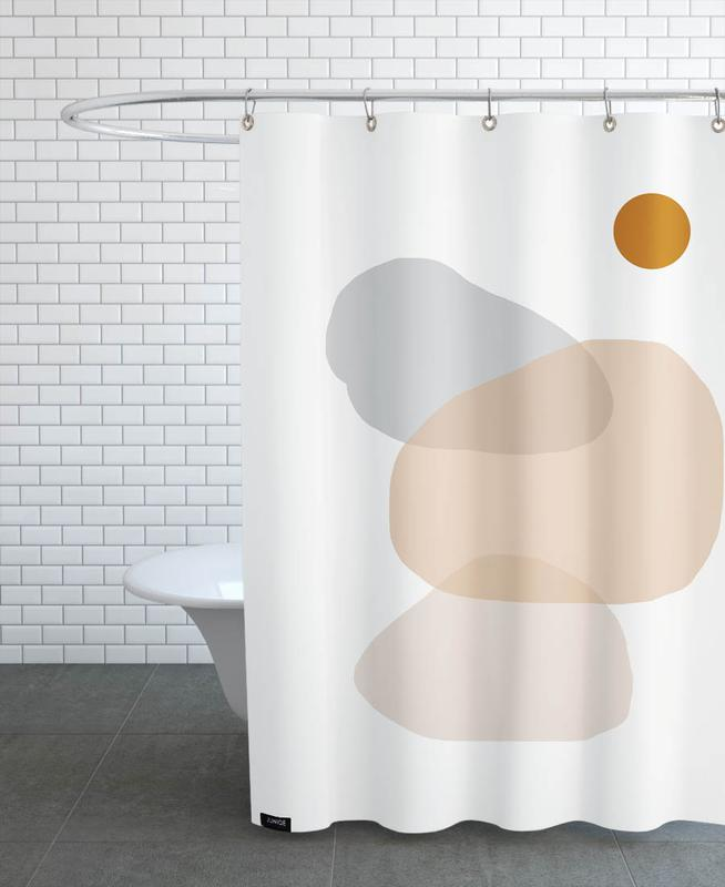 Hypatia Shower Curtain
