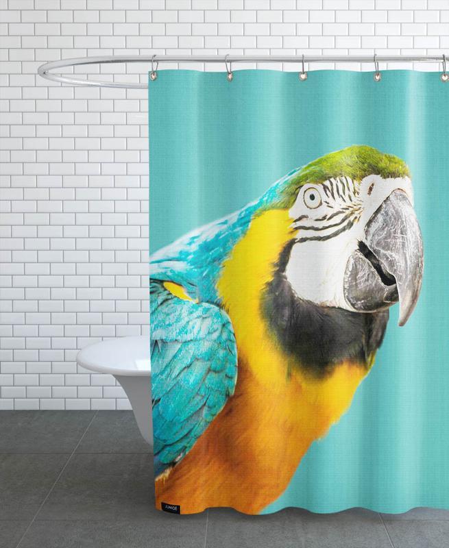 Print 143 -Duschvorhang
