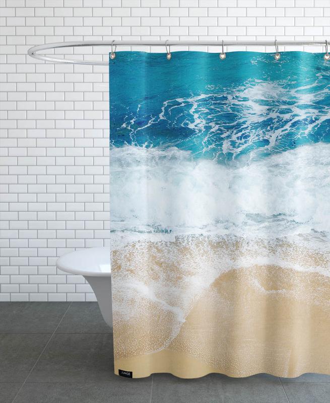 Print 221 Shower Curtain