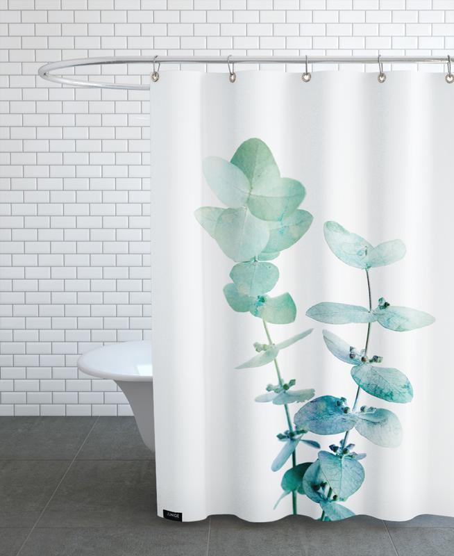 Print 18 Shower Curtain