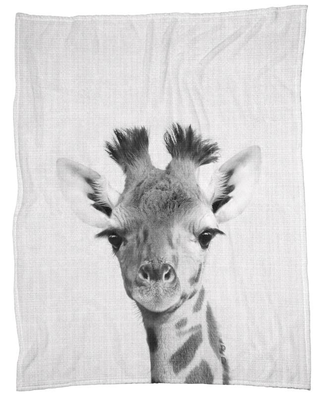 Print 40 Fleece Blanket