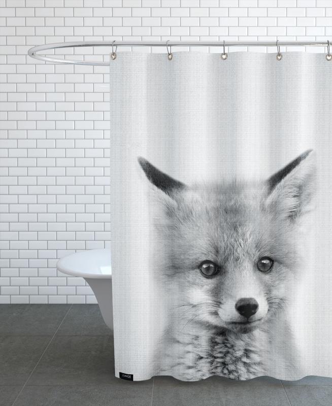 Print 70 rideau de douche