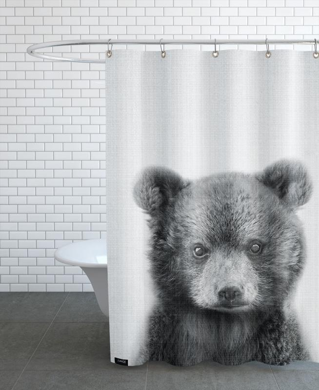 Print 287 Shower Curtain