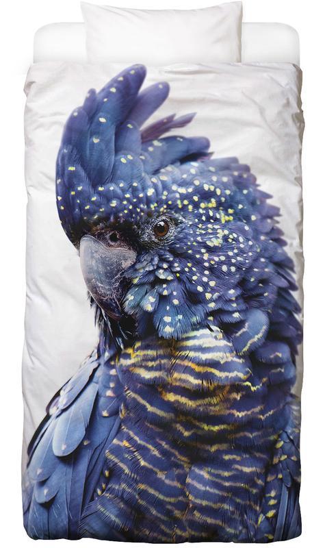 Art pour enfants, Perroquets, Print 451 Linge de lit