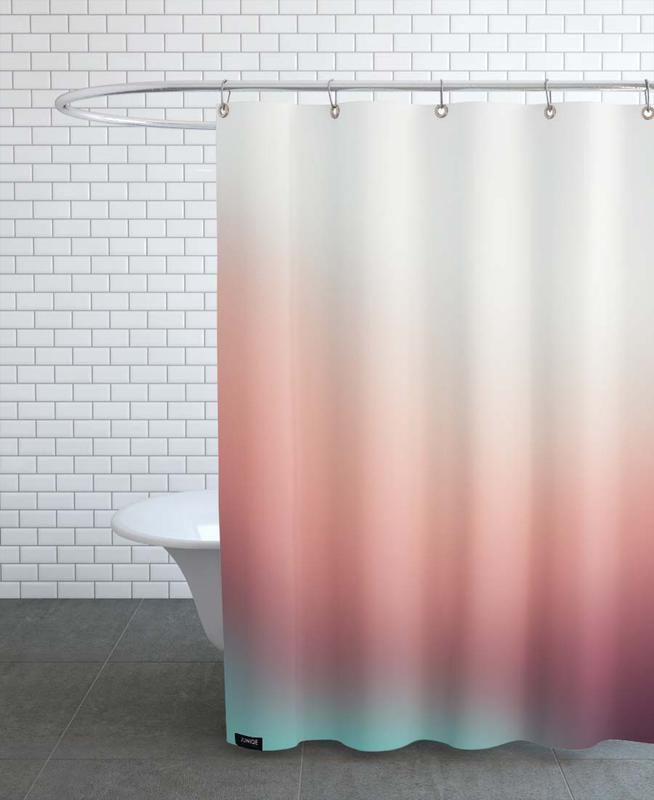 Abstrakte Landschaften, Sunrise 3 -Duschvorhang